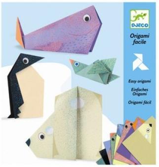 Origami - Djeco - Skládačka Polární zvířátka