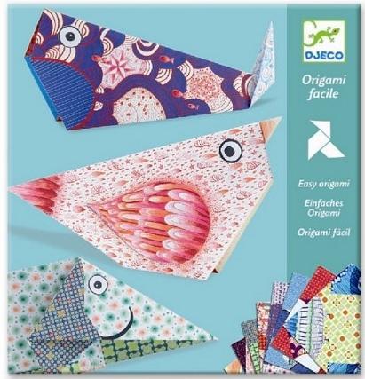 Origami - Djeco - Skládačka Velká zvířátka